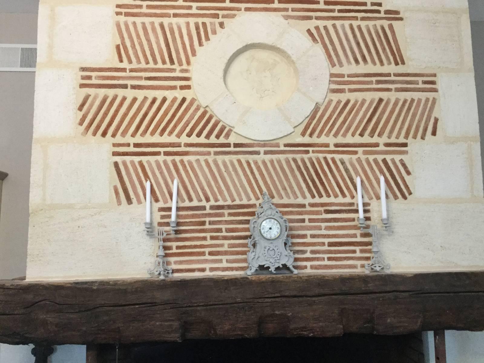 Renovation De Cheminee Ancienne mise à neuf d'une cheminée ancienne dans l'entre deux mers